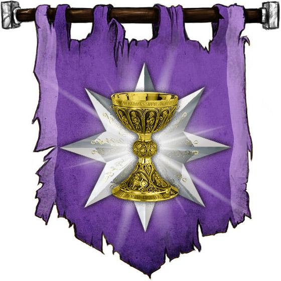 The Symbol of Al'Akbar - Cup and talisman