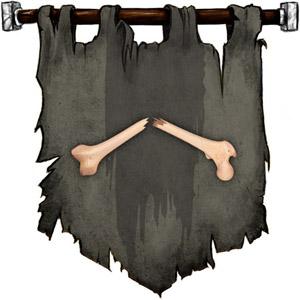 The Symbol of Bahgtru - Broken thighbone