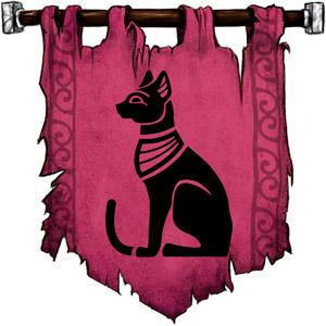 The Symbol of Bast - Cat