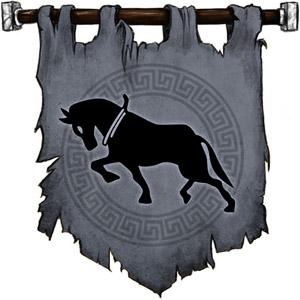 The Symbol of Bleredd - Iron mule