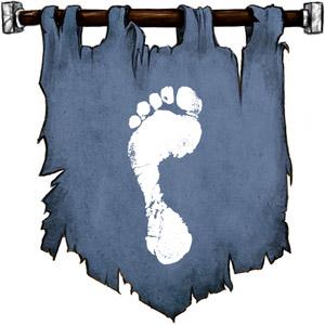 The Symbol of Brandorbaris - Halfling's footprint