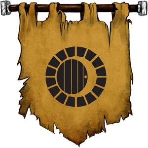 The Symbol of Cyrrollalee - Open door