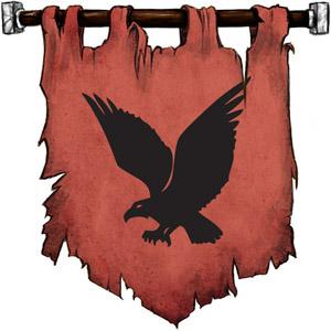 The Symbol of Freya - Falcon
