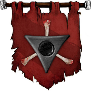 The Symbol of Gruumsh - Unwinking eye