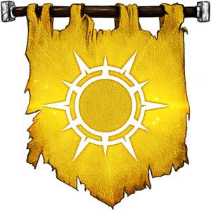 The Symbol of Pelor - Sun face