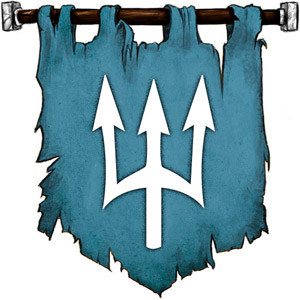 The Symbol of Poseidon - Trident