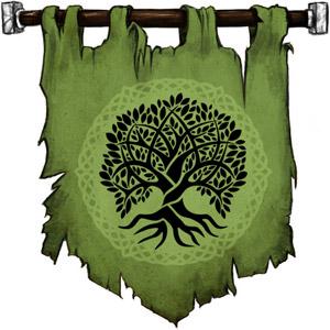 The Symbol of Rillifane Rallathil - Oak tree