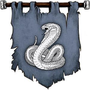 The Symbol of Set - Coiled cobra