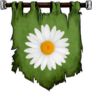 The Symbol of Sheela Peryroyl - Daisy