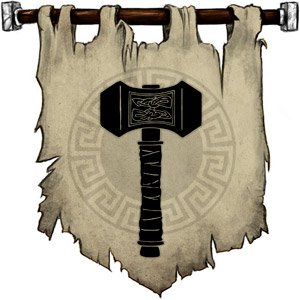 The Symbol of Thor - Hammer