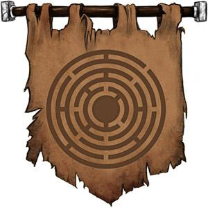 The Symbol of Ubtao - Maze