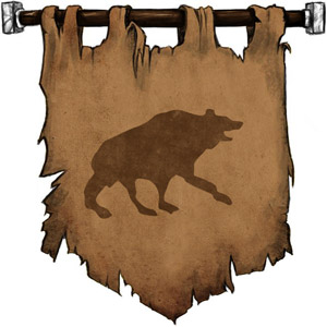 The Symbol of Uthgar - That of the individual beast totem spirit