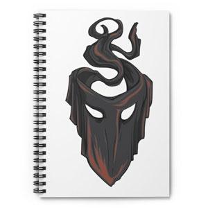 Mask Notebook